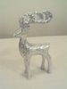 New 2014 Christmas Decorative Deer, Christmas Deer Metal Christmas Deer Decoration Supplier , Aluminium Metal Deer.