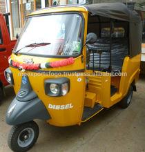 three wheeler auto rickshaw spares exporters