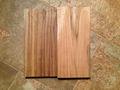 De madera de teca( tectona grandis)