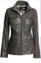 fashion style women's clothing,black women leather jacket
