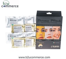 Derma Patch - Facial Mask - 4 x Peeling and 4 x Lifting