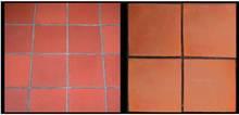 Terra Cotta Floor Tiles