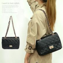 [NEW Sheep Leather Quilting] Korea Fashion Bag Cross/Hand Bag Made In Korea