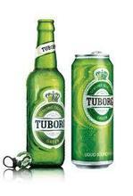 Tuborg 24x33cl & 24x50cl