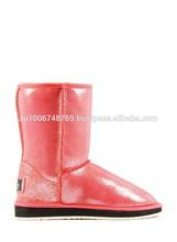 100% Sheepskin Boots