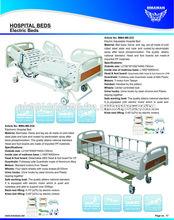 Electric Adjustable Hospital Bed