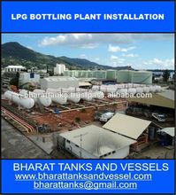 1053m3 de glp envasado la instalación de la planta