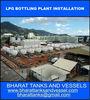 1053m3 LPG Bottling Plant Installation