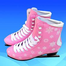 Original - Planet ice figure skate shoes