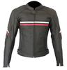 Men Motorbike Leather Jacket/Protective custom motorbike leather jacket for men