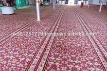 Mosque carpet prayer rug of acrylic Mosque prayer carpet , Mosque carpet orientale pakistan area rug