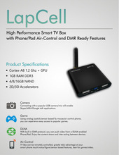 Lapcell TV Box
