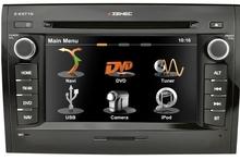 """ZENEC Z-E3715 GPS 2DIN Fiat Ducato 6.5"""""""