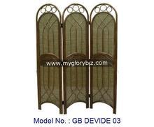 Rattan Divider, Modern Furniture, Home Decor, Divider For Home Furniture, Rattan Indoor