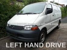 Vans usado- toyota hiace van delivary( lhd 1053 diesel)
