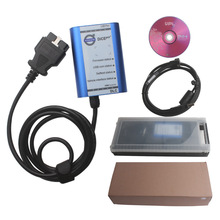 2014 Latest Super Volvo Dice Pro+ 2013D Volvo Diagnostic Communication Equipment Update By CD