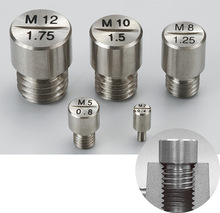Made in Japan THREAD PIN GAUGE THP series for pitch measurement