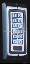 Door Access- Card & Password Silver Slim Access Control K2