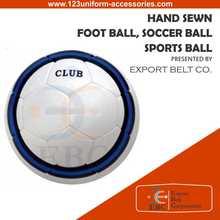 New 2014 Hand Sewn Foot Ball | Club soccer ball