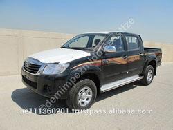 Price of Toyota Hilux in Dubai