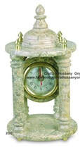 Marble Victoria Clock