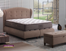 High Quality Visco Memory Foam Spring Mattress