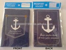 Passport Holder - Anchor