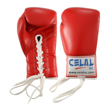 Lace up Closure Boxing Gloves