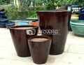 Best Seller gigante cerâmica vidrada potenciômetros do jardim