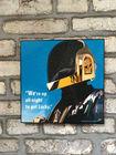 Pop Art - Daft Punk - Up all night