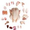 Frozen chicken thigh grade A