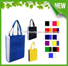 PP non woven shopping bag various color