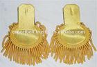 Buy Gold Fringe Epaulette | Military Epaulets for theater & film