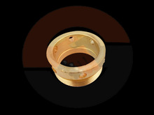 Brass Power Sprayer Pump Parts - Brass Gland Nut