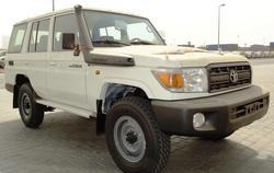 Toyota Land Cruiser HZJ76 4.2L Diesel Hard Top
