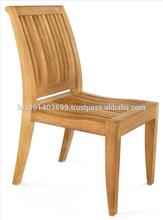 outdoor garden side chair