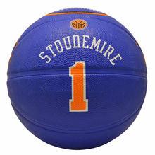 SPALDING NBA NYK STOUDEMIRE 1 BASKETBALL SIZE 29.5