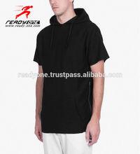 OEM mens quarter zip pullover fleece hoodie american sports hoody design