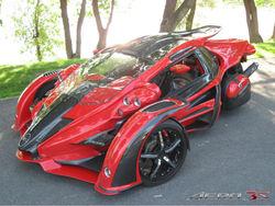 NEW: 2013 Aero 3S T-Rex (Red)