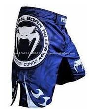 Custom Sublimated Mma Fighting Shorts