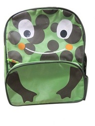 Frog theme School Bags For kids