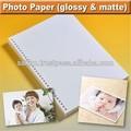 Single/lateral dupla alta qualidade hiti photo paper a preço de atacado, oem disponível