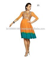 Bollywood Fashion Ladies Short Kurtis Wholesale Price