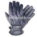 donne di guida guanti invernali dito pieno fodera di pelliccia finta