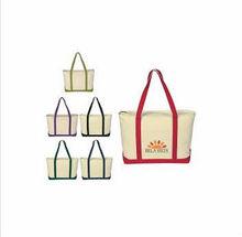 Trendy designer cotton shopping bags