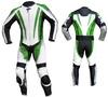traje guardapolvos de cuero prendas de deporte de la motocicleta traje de cuero cuero de la motocicleta motocicle