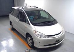 Toyota Estima Hybrid IB20829