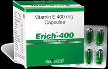 Vitamin E capsules Manufacturer India
