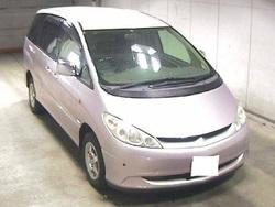 Toyota Estima Hybrid IB20826