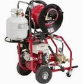 Spartan Tool Model 727 Gas Engine Mini-Jetter (Propane Version)